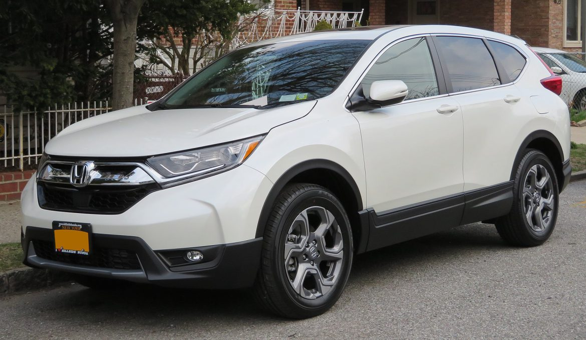 Honda CR-V Ground Clearance