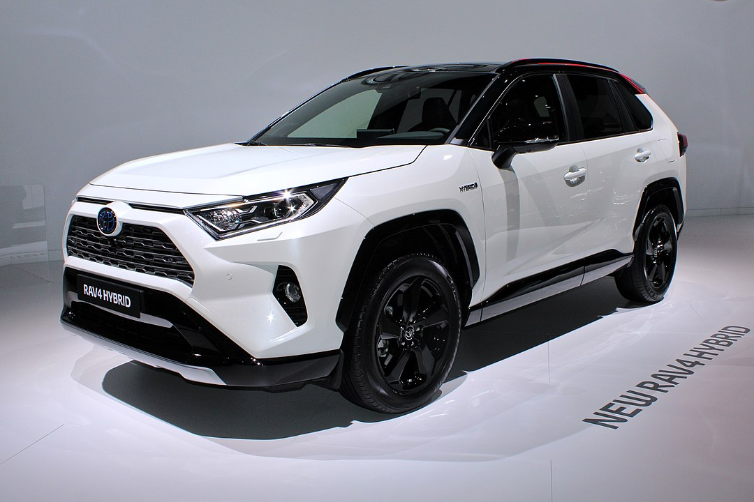 Toyota RAV4 Ground Clearance