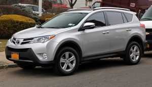 2017 toyota rav4 ground clearance