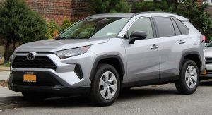 2019 toyota rav4 ground clearance