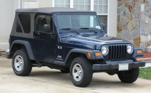 1998 jeep wrangler ground clearance