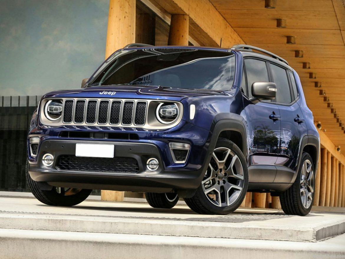 Jeep Renegade Ground Clearance
